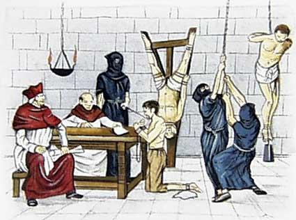 inquisition of Roma Catholic Church
