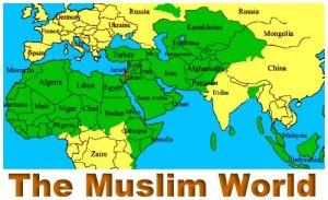 Peta Dunia Muslim