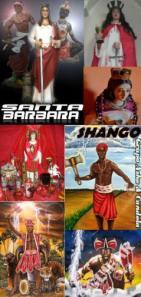 Berhala-berhala Amerika Latin; Santar Barbara