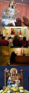 Menyembah Bunda Maria