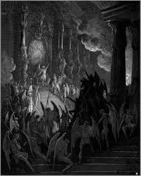 Tahta Setan  atau Lucifer