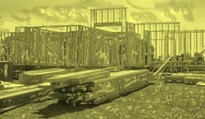 Bahan bangunan untuk rumah di Sorga