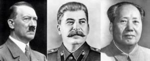 Para diktator yang anti-Kristus