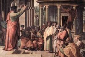 Jemaat mula-mula berani dan aktif