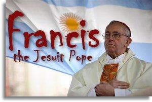 Paus Francis I adalah Paus Jesuit Pertama