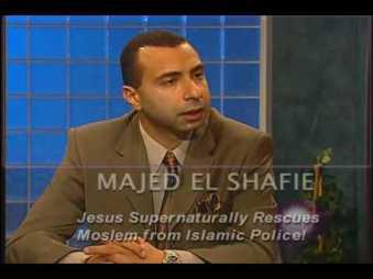 Majed El Shafie, mantan Muslim, bersaksi