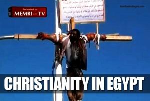 Penganiayaan terhadap orang Kristen di Mesir