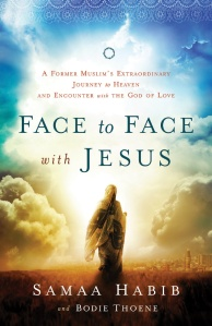 Buku Face to face with Jesus kesaksian Samaa Habib