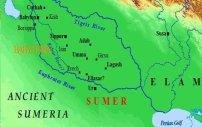 Yehezkiel dipanggil sebagai nabi peta kuno Sumeria