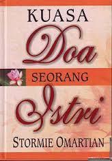 Buku Kuasa Doa Seorang Istri Stormie Omartian