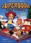 DVD Superbook Cerita Alkitab