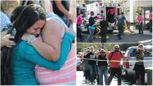 Penembakan di kampus UCC Oregon Amerika Serikat