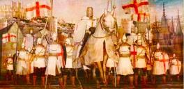 Pasukan Crusader membunuh atas nama Kristus