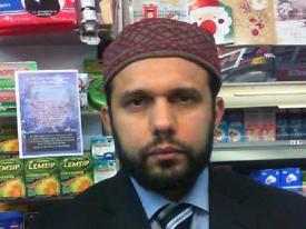 Asad Shah Muslim Glasgow terbunuh di minggu Paskah 2016