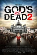 Poster Film God's Not Dead 2