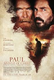 Film Paul Apostle of Christ Paulus Rasul Ha Mashiah