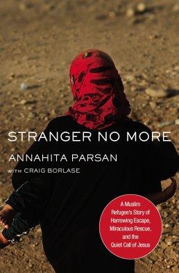buku biografi annahita parsan stranger no more